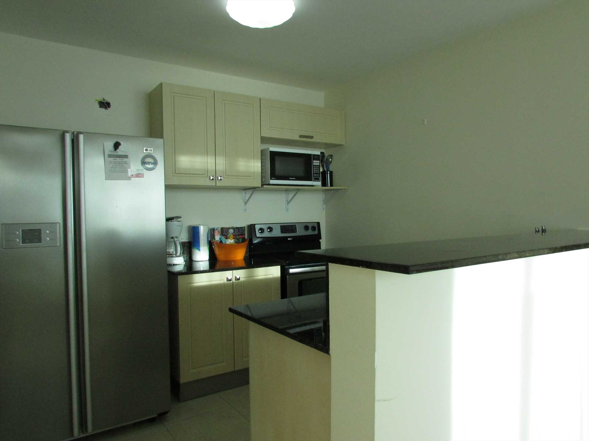 Kitchen (fully equipped)
