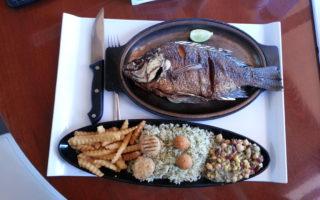 Panama meal